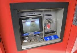 Возня вокруг банкомата